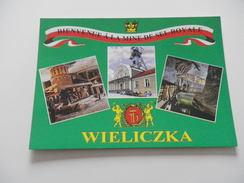 POLOGNE - WIELICZKA - MINE DE SEL - Pologne