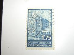 BELGIQUE  Classique  Stamp Perfin - 1934-51