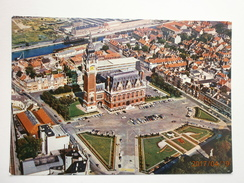 Postcard Calais L'Hotel De Ville Vue Aerienne My Ref B21096 - Calais