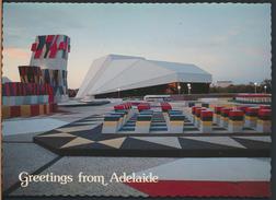 °°° 3644 - AUSTRALIA - GREETINGS FROM ADELAIDE - THE SCULPTURE GARDEN °°° - Adelaide