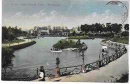MONTEVIDEO - Lago Parque Rodo  ( Color) - Uruguay