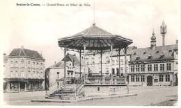 ( A1 - 98 - ) Braine-le-Comte - Grand'Place Et Hôtel De Ville - Braine-le-Comte