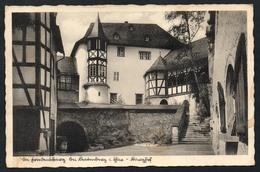A3256 - Alte Ansichtskarte - Friedensburg Bei Leutenburg - Gel 1938 - Melle - Châteaux