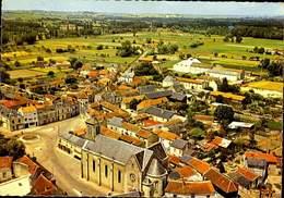 St-GERVAIS-LES-TROIS-CLOCHERS / VUE AERIENNE / A 3 - Saint Gervais Les Trois Clochers