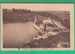 36 - Barrage D'Eguzon - Le Barrage Et Le Lac - Editeur: Hirondelle N°15 - Frankreich