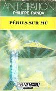FNA 1601 - RANDA, Philippe - Périls Sur Mû (BE) - Fleuve Noir