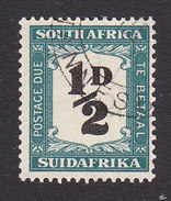 South Africa, Scott #J34, Used, Postage Due, Issued 1948 - África Del Sur (...-1961)