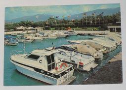 MASSA CARRARA - Montignoso - Frazione Cinquale - Il Porticciolo - Panoramica Con Yacht - 1986 - Carrara