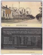 MOLDOVA - City View, Moldtelecom Telecard 200 Units, Tirage 10000, 05/05, Used