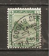 Egipto - Egypt. Nº Yvert  59 (usado) (o)