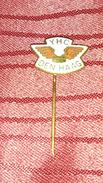 DEN HAAG HOCKEY CLUB, HOLLAND, THE NETHERLANDS, VINTAGE ENAMEL PIN BADGE - Winter Sports