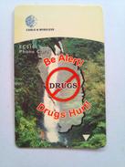 Dominica Phonecard 281CDMA EC$10 Anti-drugs