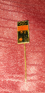 OLYMPIC GAMES IN MONTREAL 1976., GERMANY, DEUTSCHLAND OFFICIAL VINTAGE PIN BADGE - Olympic Games
