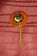 CZECHOSLOVAKIAN FOOTBALL FEDERATION, OFFICIAL PIN FOR WORLD FOOTBALL CHAMPIONSHIP SPAIN '82 - Football