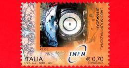 ITALIA - Usato - 2014 - Laboratori Nazionali Di Fisica Nucleare - INFN - 0,70 - Laboratori Nazionali Di Frascati