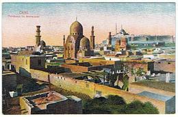 CAIRE TOMBEAUX DE MAMALOUKS    ****       A    SAISIR ***** - Cairo