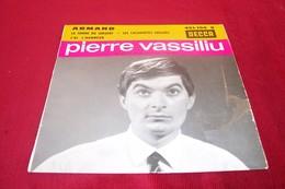 PIERRE   VASSILIU  ° ARMAND  / LA  FEMME DU SERGENT  / LES CACAHUETES GRILLEES  / J'AI L'HONNEUR - Collections Complètes