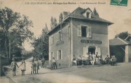 G109 - 38 - Environs D'URIAGE-LES-BAINS - Isère - LES GUICHARDS - Café-Restaurant Bonnet - Uriage