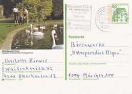 """BPK Bund P 134 I """"Hennef"""" Gelaufen Ab """"OBERHAUSEN, RHEIN"""" (ak0405)"""
