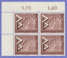 BER SC #9N145-7 MNH B4 1957 Int'l Building Show, CV $9.60 - [5] Berlin