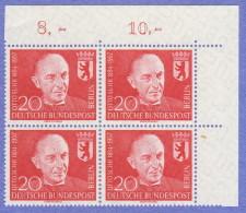 BER SC #9N164 MNH B4 1958 Prof. Otto Suhr, Mayor 1955-57, CV $4.40 - [5] Berlin