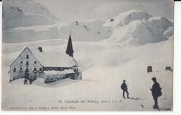 Autriche - Tirol -  St. Christoph Am Ariberg  : Achat Immédiat - Unclassified