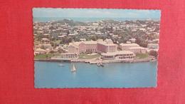 New Princess Hotel   Bermuda Has Stamp & Cancel-------- Ref 2556 - Bermudes
