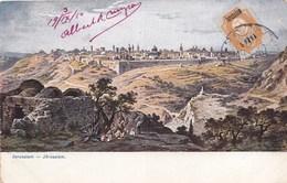 91840 - JERUSALEM - Levant