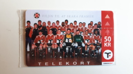 Faroe Island Football Team  , Mint In Blister - Faroe Islands