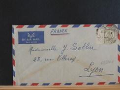 68/201    LETTRE LIBIE POUR LA FRANCE - Libye