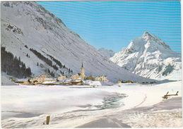 Galtür (1600 M)  - Tirol - Österreich/Austria - Galtür
