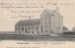 WIEKEVORST-WICKEVORST (HEIST-OP-DEN-BERG ) :De Nieuwe  School ,la Nouvelle école - Heist-op-den-Berg