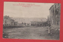 La Ferme  De Chaufontaine   -- Près De Luneville - France