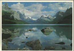 Maligne Lake - Photography By Carole Harmon - - Jasper