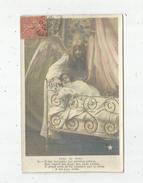 Cp, ANGE DE NOEL , N° 2 , Il Est Descendu Des Célestres... , Voyagée 1908 - Anges