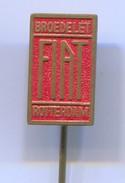 FIAT, Broedelet Rotterdam - Car, Auto, Automotive, Vintage Pin, Badge, Abzeichen - Fiat