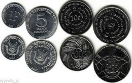 BURUNDI Set Of 4 Coins UNC - Burundi