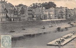 80-SAINT-VALERY-SUR-SOMME- QUAI BLAVET - Saint Valery Sur Somme