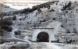 Col Du Rousset Coté Vercors - Vercors