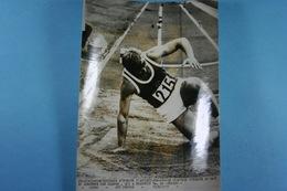 Helsinki Championnats D'Europe D'athlétisme 12/8/71 Saut En Longueur Max Klauss (7m92)  /9/ - Sports