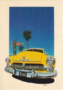 CPSM/gf   VOITURES.  Mercury Rodsters. Illustrateur  Alan Kinsey....F131 - Illustratori & Fotografie