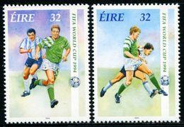 AT3438 Ireland 1994 World Football Cup 2v MNH - World Cup