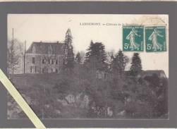 Landemont 49 - Chateau De La Braudiere - Autres Communes