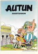 Autun- Astérix Et Obélix,Augustodunum. - Comics
