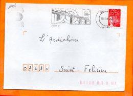JURA, Dole, Flamme SCOTEM N° 15946 - Sellados Mecánicos (Publicitario)