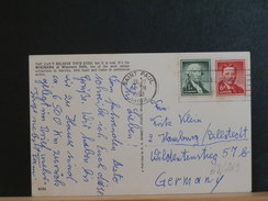 68/269    CP USA TO GERMANY - Storia Postale