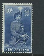 New Zealand Mnh Sg736 10/- Sg 736 - Blocks & Sheetlets