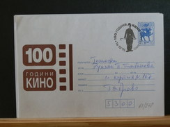 68/278   ENVELOPPE  BULGARIE