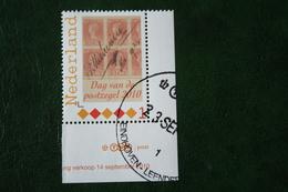 Persoonlijke Postzegel Dag Vd Postzegel NVPH 2768 ; 2010 Gestempeld / USED / Oblitere NEDERLAND / NIEDERLANDE - 1980-... (Beatrix)