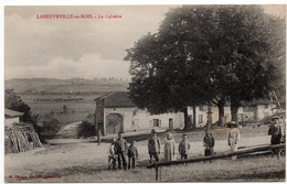 Laneuveville Au Bois : Le Calvaire (Editeur E. Bastien, Lunéville) - France